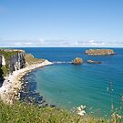 Carrick-A-Rede, Northern Ireland by laurawhitaker