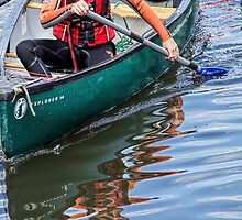 Exploring Along The Exeter Canal by Susie Peek