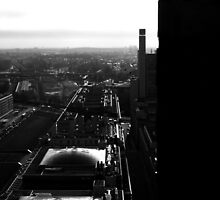 View over Berlin, #1 by Ronny Falkenstein