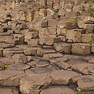 Giants Causeway, Northern Ireland by laurawhitaker