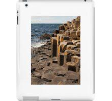 Giants Causeway, Northern Ireland iPad Case/Skin