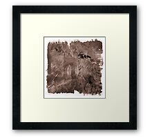 The Atlas of Dreams - Plate 12 Framed Print