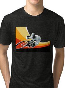 speed demon Tri-blend T-Shirt