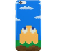 Clyde's 2D World iPhone Case/Skin