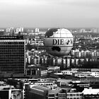 View over Berlin, #2 by Ronny Falkenstein