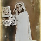 Prayer Girl by Rozalia Toth