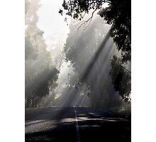 ~ Sun Rays ~ Photographic Print