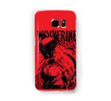 RED LOGAN Samsung Galaxy Case/Skin