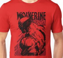 RED LOGAN Unisex T-Shirt
