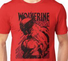 RED LOGAN Unisex T-Shirt