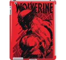 RED LOGAN iPad Case/Skin