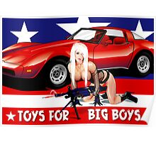 Toys For Big Boys Poster