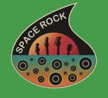 60's Space Rock vintage Baby Tee