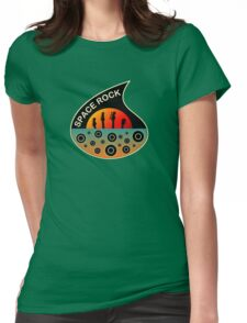 60's Space Rock vintage Womens Fitted T-Shirt