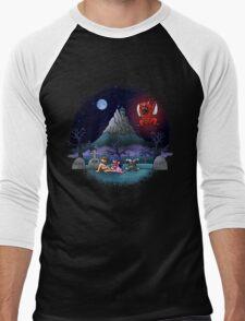 Midsummer Nightmare Men's Baseball ¾ T-Shirt