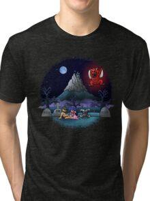 Midsummer Nightmare Tri-blend T-Shirt