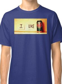 I Like Ginger Ale Classic T-Shirt