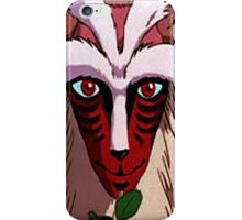 THE FOREST SPIRIT iPhone Case/Skin