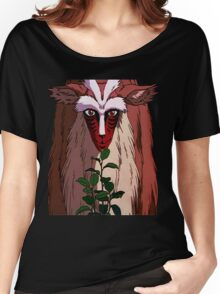 THE FOREST SPIRIT Women's Relaxed Fit T-Shirt