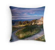 Man From Snowy River Throw Pillow