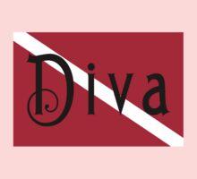 SCUBA Diva One Piece - Short Sleeve