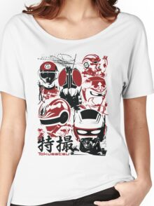 Tokusatsu | Assemble Women's Relaxed Fit T-Shirt