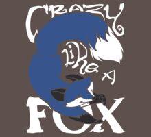 Crazy Like A Fox (Blue) by Zhivago