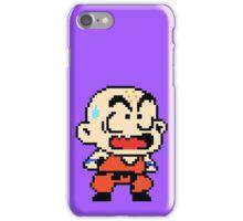 Krilin - pixel art iPhone Case/Skin