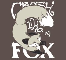 Crazy Like A Fox (White) by Zhivago