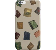 Classic Novels iPhone Case/Skin