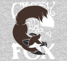 Crazy Like A Fox (Brown) by Zhivago