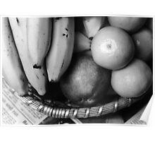 fruit:bowl Poster