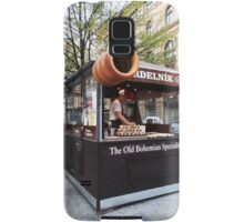 Eating or not eating... Samsung Galaxy Case/Skin