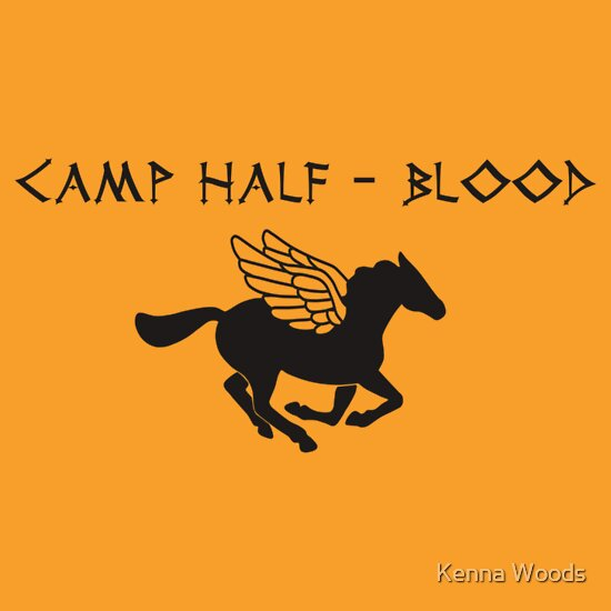 camp half blood coloring pages - photo#9