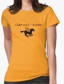 Camp Half-Blood Womens Fitted T-Shirt