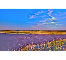 The Prairies Photographic Print