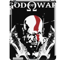 KRATOS iPad Case/Skin
