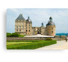 Chateau Hautefort Canvas Print