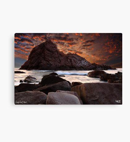 Sugarloaf Rock Canvas Print