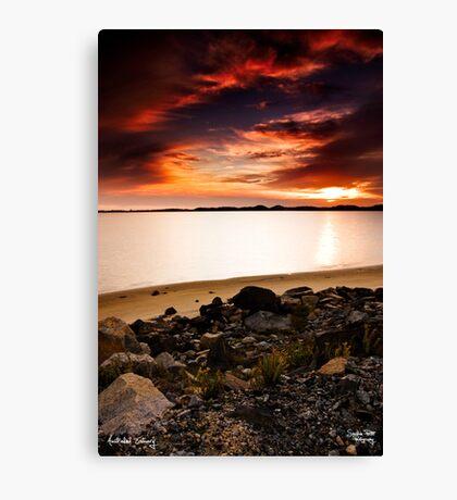 Leschenault Estuary Canvas Print