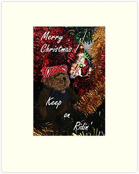 Christmas Cards Series #2 by Evita