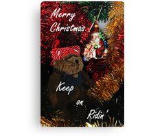 Christmas Cards Series #2 Canvas Print