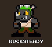 8-Bit TMNT Rocksteady Unisex T-Shirt