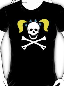 Skull Pigtails T-Shirt