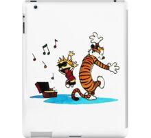 Calvin & Hobbes Dance iPad Case/Skin