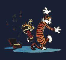 Calvin & Hobbes Dance Kids Clothes