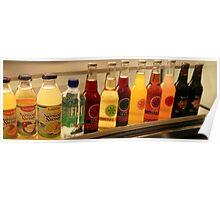 Drinks Panorama Poster