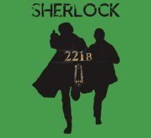 221B Baker Street by Elly190712