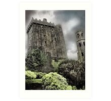 Blarney Castle, Second View Art Print