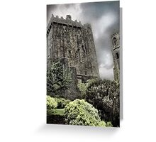Blarney Castle, Second View Greeting Card